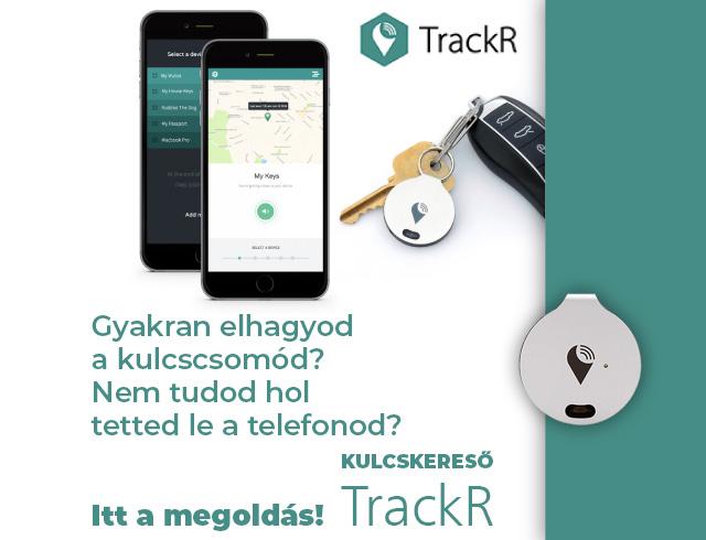 5c339359c0 Nyomd meg a gombot a TrackR eszközön és azonnal megcsörget Téged, akkor is  ha csendes üzemmódban van a telefonod. A GPS hálózatnak köszönhetően azt is  meg ...